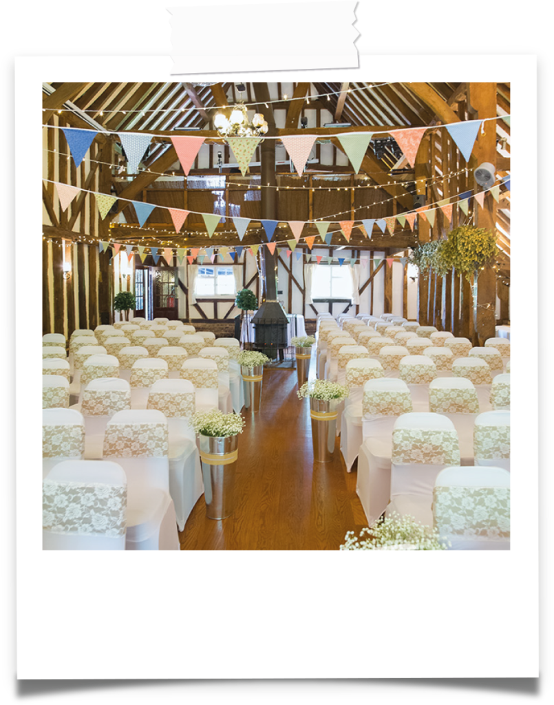 The Plough, Barn Wedding Venue Kent